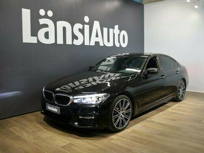 käytetty BMW 530 530 G30 Sedan d A xDrive M-Sport // Bowers&Wilkins, Prof.Navi, Aktiivivakkari // **** BLACK FRIDAY: Tähän autoon ...