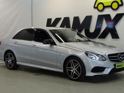 käytetty Mercedes E220 Bluetech 4MATIC AMG