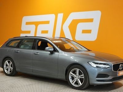 käytetty Volvo V90 D3 Momentum aut ** ALV. / Adapt. cruise / Kaistavahti / LED / VOC / Navigointi **