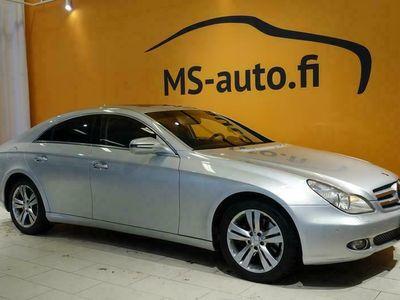 käytetty Mercedes CLS320 ClsCDI Sedan (AA) 4ov 2980cm3 A