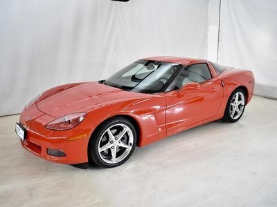 käytetty Chevrolet Corvette