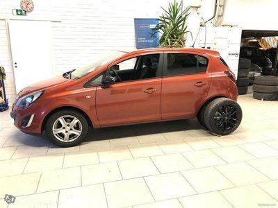 käytetty Opel Corsa black Line 1,2 ecoflex