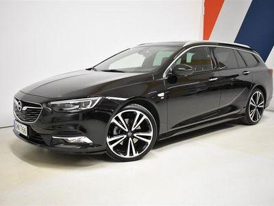 """käytetty Opel Insignia Sports Tourer Executive 200 Turbo Automaatti *HUIPPUVARUSTEET! *Webasto *Bose *20"""" kesävanteet"""