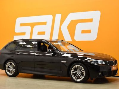 käytetty BMW 535 535 F11 Touring d A xDrive Business ** Adapt. Cruise / Driving Assistant Plus / Comfort Access / Pano