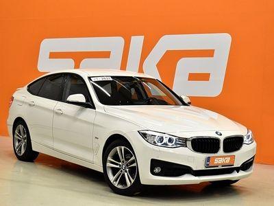 käytetty BMW 320 Gran Turismo F34 A xDrive Edition SportLine ** Neliveto / Sporttipenkit / Koukku / Hifi / Tutkat **