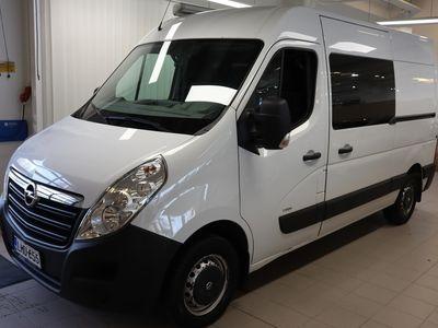 käytetty Opel Movano Van L2H2 (3,5t) 2.3 CDTI BiTurbo 100kW MT6 FWD (XZ