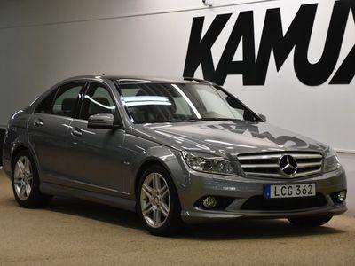 käytetty Mercedes C220 CDI | AMG | Panorama | Moottorilämmitin | 2x-renkaat | 170hv