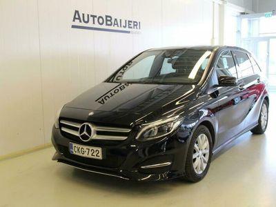 käytetty Mercedes B180 Premium Business