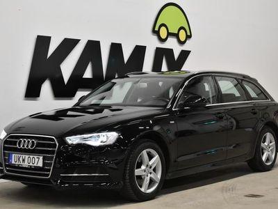 käytetty Audi A6 2.0 TDI | S-line | 2x renkaat | (190hv)