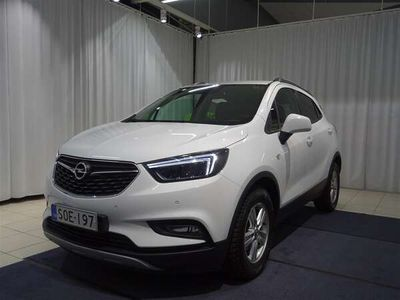 käytetty Opel Mokka X Enjoy 1,4 Turbo Start/Stop 4x4 112kW AT6