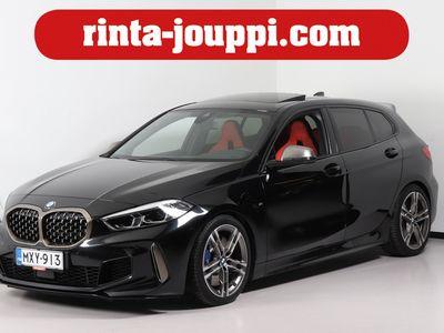 käytetty BMW M135 M135 i F40 Hatchback i xDrive A - Tehdastakuu, Suomiauto, Urheiluistuimet