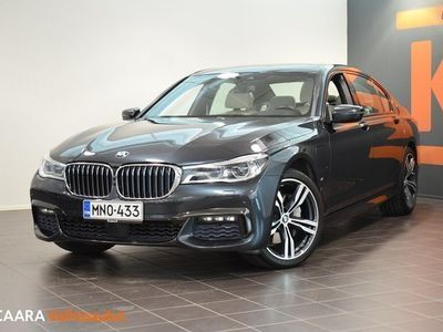 käytetty BMW 740 740 G12 Le iPerformance A xDrive Business Exclusive