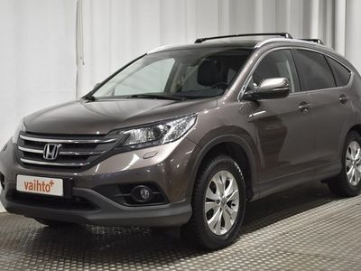 käytetty Honda CR-V Diesel Executive Navi A
