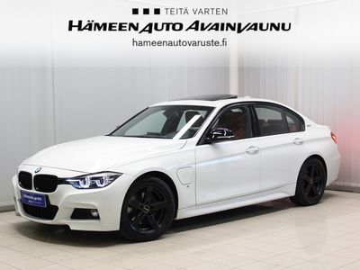 käytetty BMW 330e 330 F30 SedanA Business Exclusive