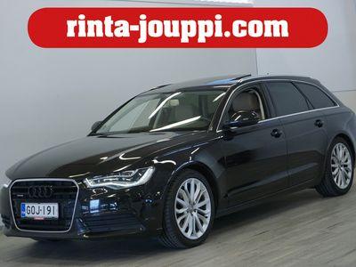 käytetty Audi A6 Avant 3,0 V6 TDI 150 kW quattro S tronic Start-Stop - Tulossa Porvooseen. Kysy lisää : Päkki Toni (040 922 5674)