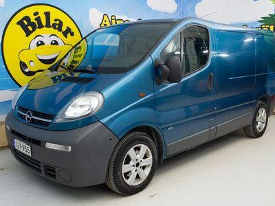 käytetty Opel Vivaro Van L2H2 2,5 CDTI (135hv) Tecshift - *SUURI VARASTONTYHJENNYS!*