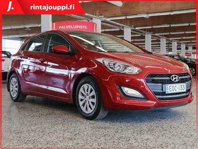 käytetty Hyundai i30 5d 1,4 6MT ISG Classic *** J. autoturva saatavilla, Tehdastakuu, J. kotiintoimitus