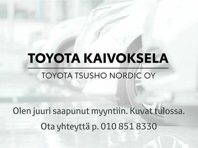 käytetty Toyota Yaris 1,33 Dual VVT-i Active 5ov Multidrive S * Suomi-auto / Navi, kamera ym. / Approved Turva 12k*