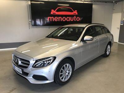 käytetty Mercedes C200 d T A Premium Business - #navigointi #LED #koukku