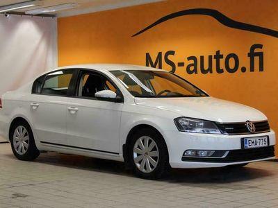 käytetty VW Passat Sedan BlueMotion 1,6 TDI #Tulotarkastuksessa #Juuritullut