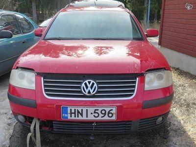 käytetty VW Passat 1.9 TDI 2002 farmari