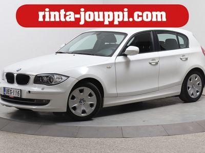 käytetty BMW 116 E87 Hatchback 5-ov Business - Automaattivaihteisto!