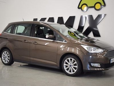 käytetty Ford Grand C-Max