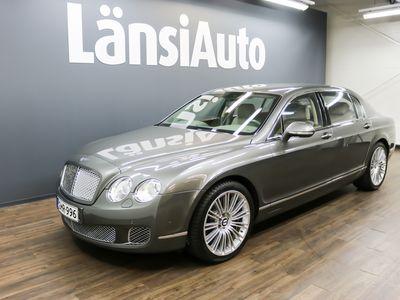 käytetty Bentley Flying Spur Speed 600 hp 6.0 W12 - Täydellisesti varusteltu, erinomaisessa kunnossa