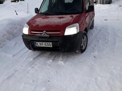 used Citroën Berlingo 1,9 d