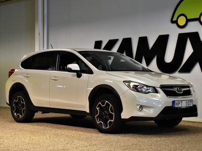 käytetty Subaru XV 1.6 4WD | 2x-renkaat