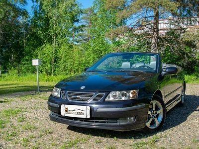 usata Saab 9-3 Cabriolet 2.0 Turbo * Tyylikäs Avo