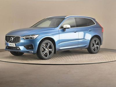 käytetty Volvo XC60 D4 AWD Business R-Design A (MY18.1) -Huikean hieno-