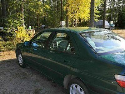 käytetty Peugeot 406 1997
