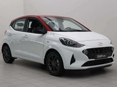 käytetty Hyundai i10 1,2 MPI 84 hv 4-p Comfort