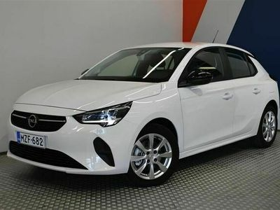 käytetty Opel Corsa 5-ov Edition 100 Turbo A 0%