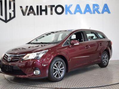 käytetty Toyota Avensis Avensis 1,8 Valvematic Linea Sol Wagon Multidrive # Automaattivaihteinennavigoinnilla # #
