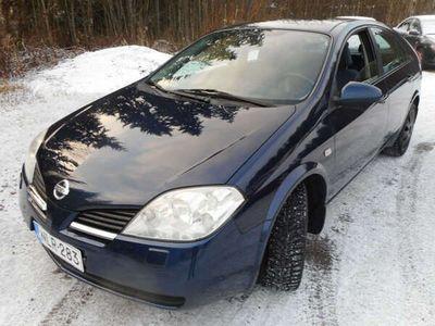 käytetty Nissan Primera 1,8 Visia ESP 5-ov.