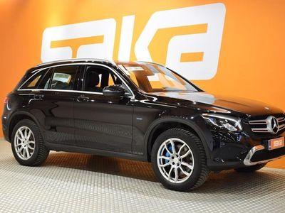käytetty Mercedes GLC350 e 4Matic A Premium Business ** 1-Omisteinen / ALV / Panorama / Koukku **