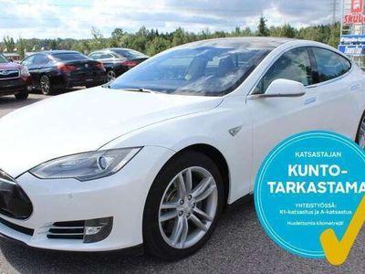 käytetty Tesla Model S KOTIINTOIMITUS85 Tarkastettuna, Rahoituksella, Kotiin toimitettuna