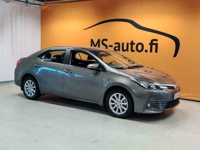 käytetty Toyota Corolla 1,6 Valvematic Active 4ov #JUURITULLUT #Löytö #Merkkihuollettu #Kaistavahti