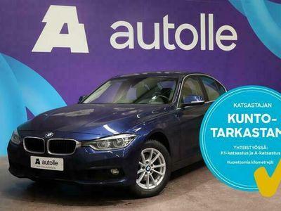 käytetty BMW 320 320 *KOTIINTOIMITUS* F30 Sedan i A xDrv Bsn Excl Edition. Tarkastettuna, Rahoituksella, Kotiin toimitettuna!