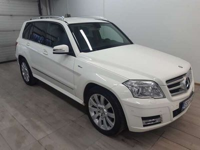 käytetty Mercedes GLK250 CDI BE 4Matic A