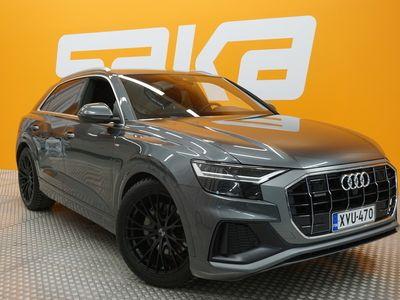 käytetty Audi Q8 50 TDI 210 kW quattro tiptronic S-LINE
