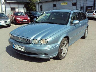 gebraucht Jaguar X-type
