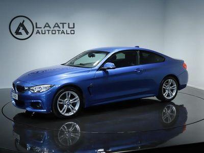 käytetty BMW 420 Gran Coupé F36 420d A xDrive A M-SPORT *Pro navi *Shadow line *Alcantara penkit*JUURI HUOLLETTU