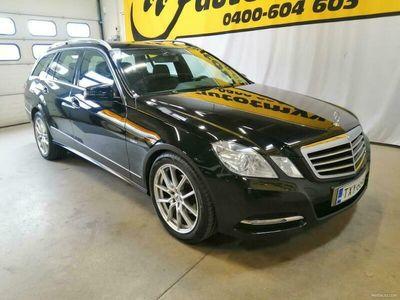 käytetty Mercedes E200 CDI BE T A Avantgarde -Just huollettu
