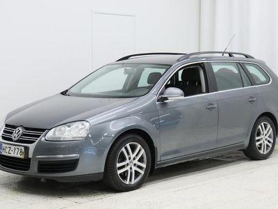 käytetty VW Golf Variant Sportline 2,0 TDI 103 kW PowerDiesel, DSG-autom. - Toimiva Suomiauto!