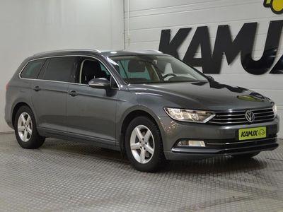käytetty VW Passat Variant Comfortline 2,0 TDI 110 kW (150 hv) ** Webasto / Adaptiivinen vakkari / Peruutuskamera **