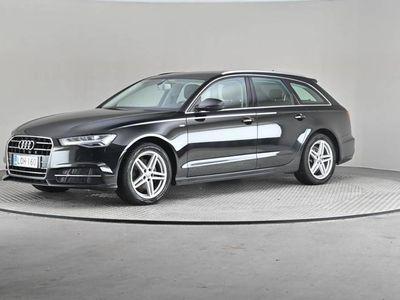 käytetty Audi A6 Avant SlineBsnSport TDI 140 ultra A- Webasto, Navi, Peruutuskamera, Vetokoukku-