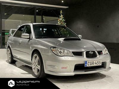 käytetty Subaru Impreza 2.5 WRX-STi AWD / Brembo jarrut / Alustasarja / Dumppi / Rahoitus